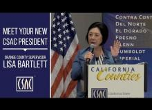 Meet Your New CSAC President: Lisa Bartlett — 2020