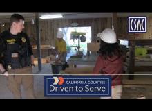 Driven to Serve: Yolo County Construction Program